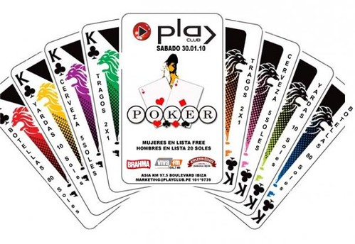 Poker Party - Discoteca Play Club