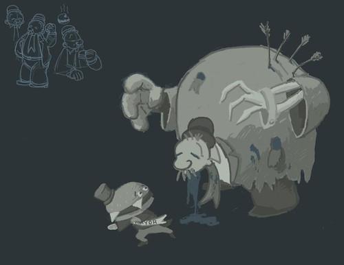 wimpy the zombie