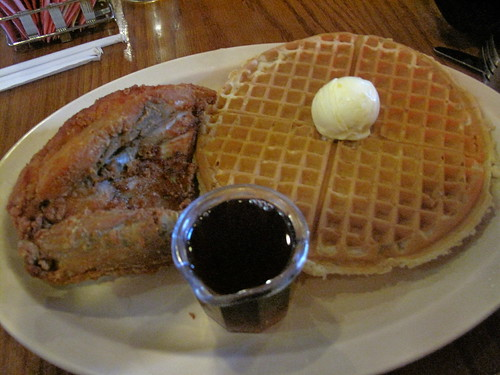 Roscoe's Chicken & Waffles, Hollywood