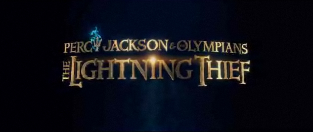 Percy Jackson & the Olympians The Lightning Thief movie