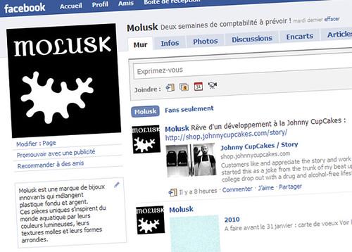 Facebook Molusk