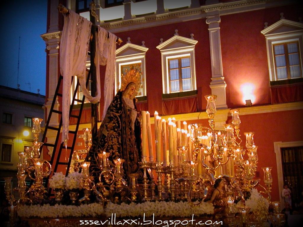 Nuestra Señora de la Soledad. Sábado Santo 2006