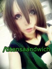 Ich habe Liebe dich. (★Titen☆5andwich♥) Tags: titen saandwich