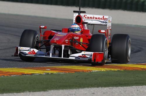 F1 Valencia Test 2010-211