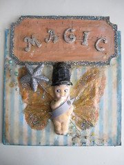 Ranger Melt Art Challenge:Kewpie's Magic! 9
