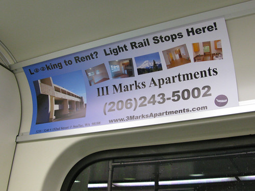 Apartments ad