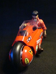 Biker (Giorgio Verrone) Tags: bike motorbike actionfigures motorcycle akira marvel tetsuo esper bandai kaneda katsuhirootomo neotokyo kodansha kanedasbike glnat px03 soulofpopynica