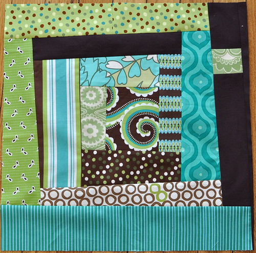 February Block for Heather