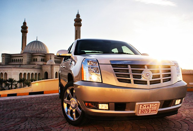 car bahrain pickup cadillac flare escalade ext scx fotocompetition fotocompetitionbronze
