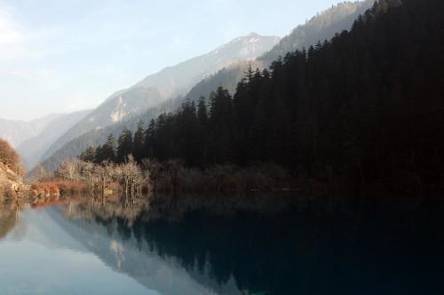 Tiger Lake (老虎海)