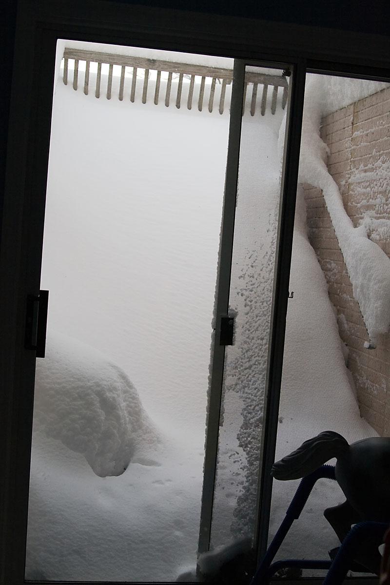 basement snow
