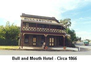 bull and mouth hotel