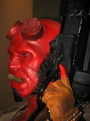Hellboy (Eloketh) Tags: trip atlanta 2009 hellboy dragoncon dragoncon2009