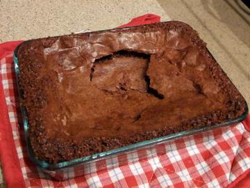 Rick Katz's Brownies for Julia