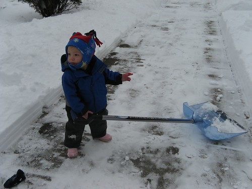 Little Shovel Boy