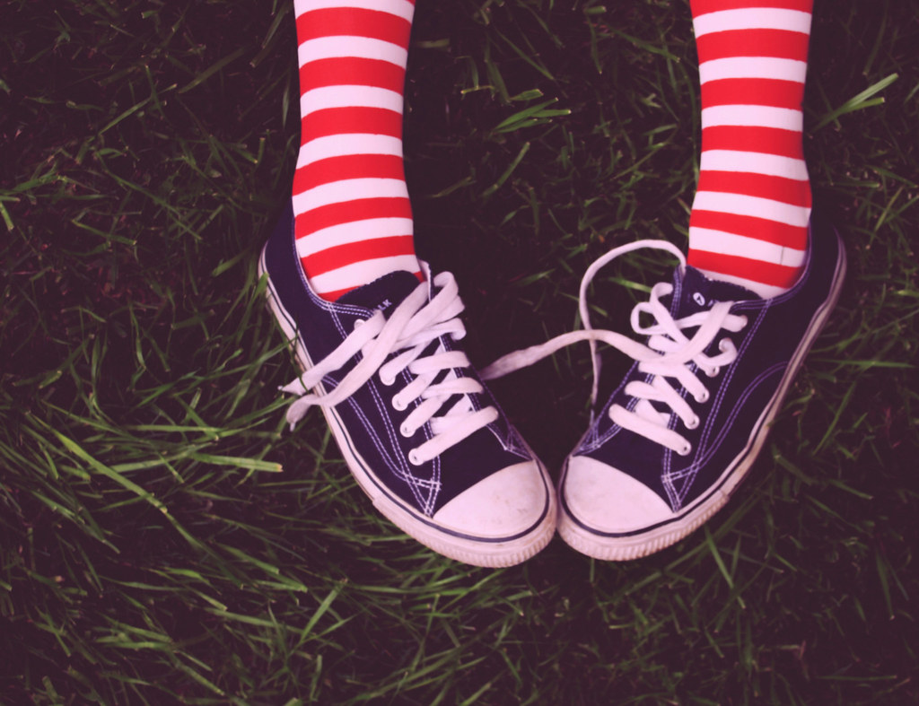 The World S Best Photos Of Chucks And Stockings Flickr