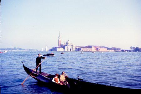 San Marco across the Lagoon