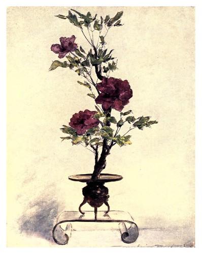 002-arreglo floral-Japan  a record in color-1904- Mortimer Menpes