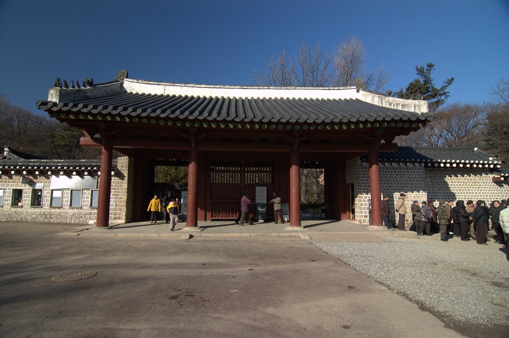 首爾 宗廟, Jongmyo Seoul