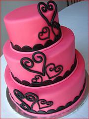 tort roz inimabacaului