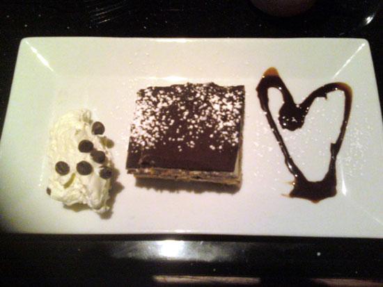 Valentine's Tiramisu