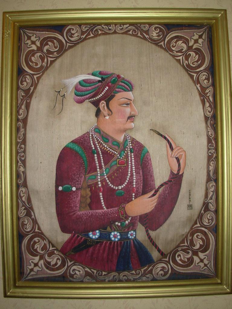 The Emperor Akbar