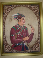 The Emperor Akbar (Mud$i) Tags: india asian hotel muslim continental empire pearl saleem hindu lahore babar akbar emperor conqueror mughal anarkali