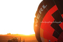 Hot Air Balloon - Clark Air Base