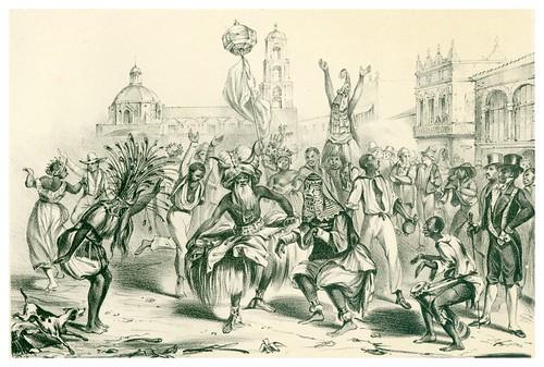 018- Cuba-Día de Reyes-Álbum pintoresco de la Isla de Cuba- 1853