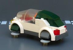 "(""Luke"") Tags: car flying lego space alien future scifi hovercar"