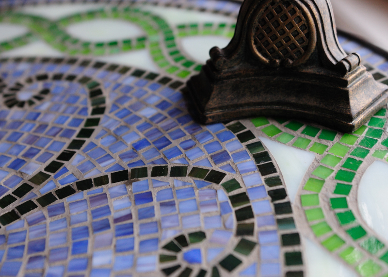 SOOC Saturday - Mosaic Tiles