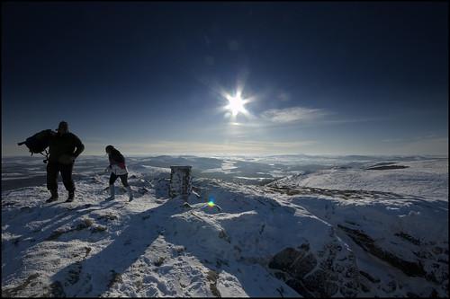 To Lochnagar & The Cairngorms