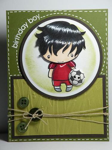 Soccer Ian