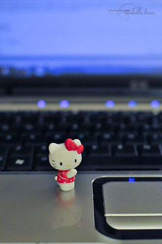 Hello Kitty - 52/365 Photo