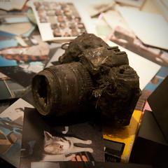 Horror! Camera Carcass