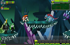 Ben10 Omniverse MMO Game Screenshot 04