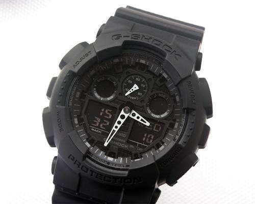 Casio G-Shock GA-100-1A1ER