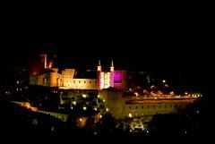Il Palazzo a colori (Marco Ugoccioni) Tags: panorama urbino luci colori notturno rinascimento
