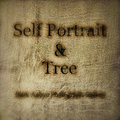 "My new gallery ""Self Portrait & Tree"""
