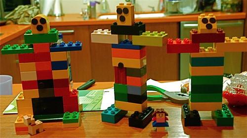 Legorobots