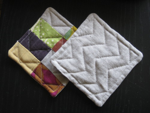 Coasters from I Heart Patchwork