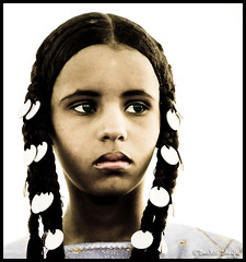 Libyan Tuareg Girl ! (Bashar Shglila) Tags: portrait sahara girl beautiful portraits desert best libya touareg tuareg libyan ghat  libyen saharan   sahran