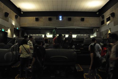 Simulator Cabin