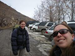 Jen & Clare All Smiles