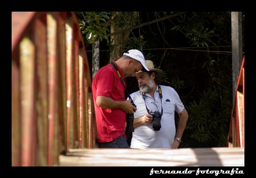 Geovane Rediss e Paulo Nunes