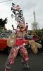 DSC02466 (Ploncito) Tags: santiago dominican republic disfraz carnaval niño lechon caballeros santiagodeloscaballeros robalagallina vejiga