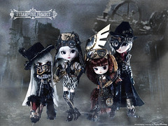Be a part of a great new story ... (Suemomo) Tags: punk dolls dal steam groove pullip steampunk taeyang byul