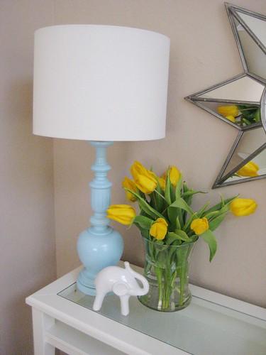 entryway lamp