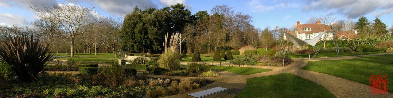Millennium Garden Pano