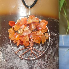 Pendant by The Waxing Moon